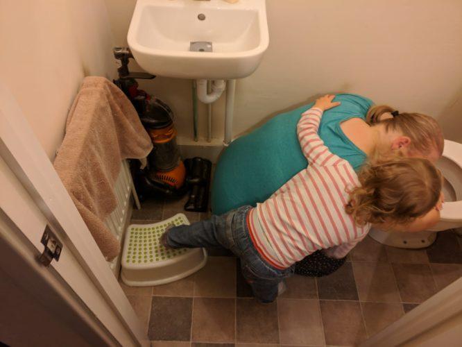 Pregnancy - Enjoying the First vs Enduring the Second
